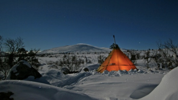 Vintertur 29. - 31. mars